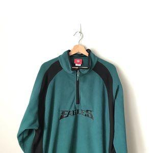 Philadelphia Eagles NFL Pullover Sweatshirt Fleece